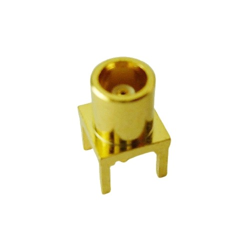 MCX Jack For PCB Mount Connector foundry TAIWAN